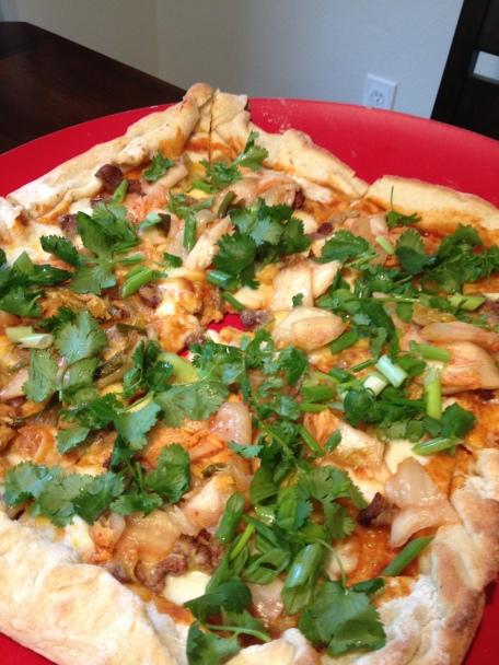 Kimchi Pie